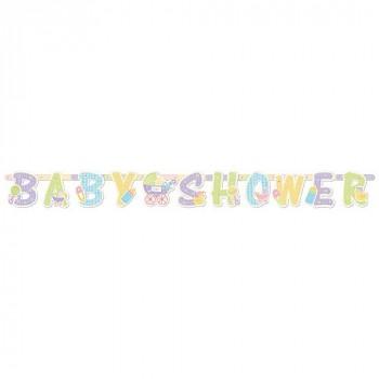 BANNIERE BABY SHOWER 1.87M X 17.7CM