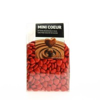 DRAGEE MINI COEUR 450GR ROUGE