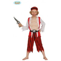 COSTUME PIRATE 10/12ANS