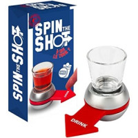JEUX A BOIRE SPIN THE SHOT